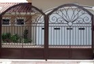 Aireys Inlet Wrought iron fencing 2